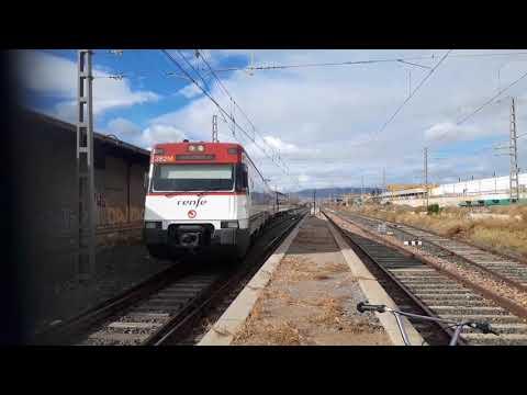 Trenes por Novelda-Aspe