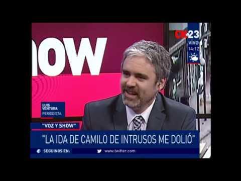 ¡La reconciliación menos esperada!: Luis Ventura se amigó con...