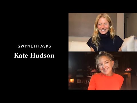 Gwyneth Paltrow x Kate Hudson: Betting on Yourself