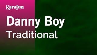 Karaoke Danny Boy - Traditional *