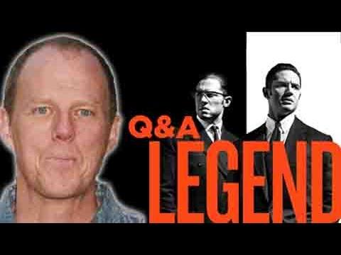 LEGEND Q&A // Director Brian Helgeland