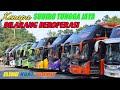 STJ DILARANG BEROPERASI⁉️ Semua Bus Sudiro Tungga Jaya Libur Ini Alasannya