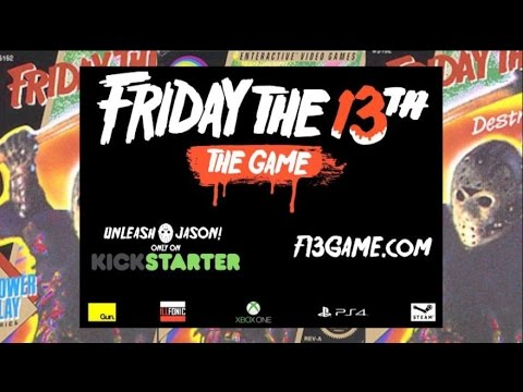 A New Friday The 13th Game!