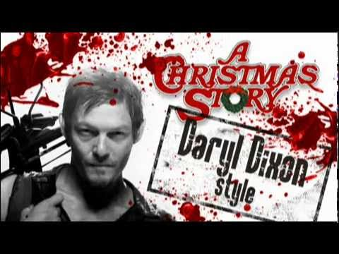 Daryl Dixon A Christmas Story The Walking Dead YouTube