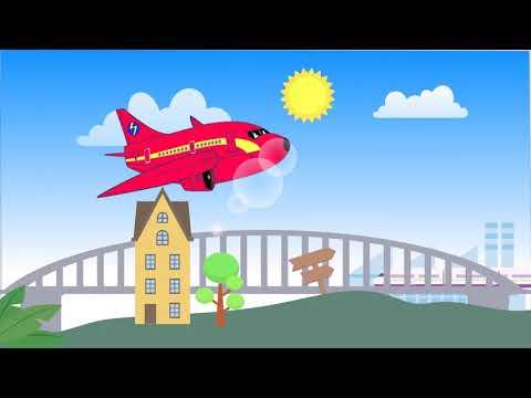 Avione, avione baci