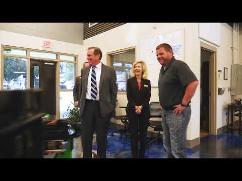 U.S.  Rep.  Neal Dunn visits Chipola College