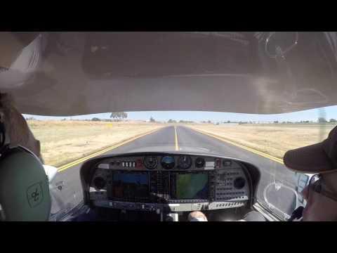 DA42 Twinstar | Intro Flight/Lesson | Full Flight