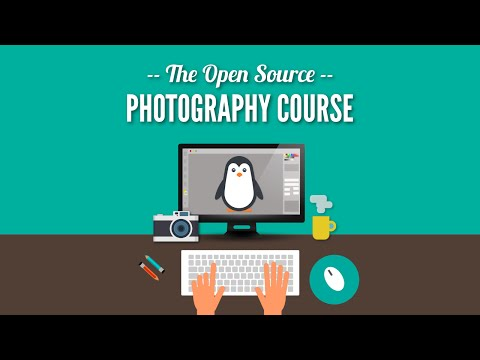 Preview 3: Open Source Photo Course