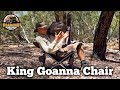Oztent King Goanna Chair Review After 7 Years Of Camping Trips