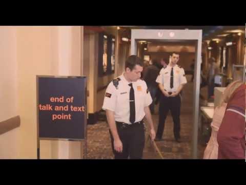 Orange Gold Spot - Security (HD)