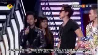 Rain - [13.09.27] @ Super Boy (Eng Sub)