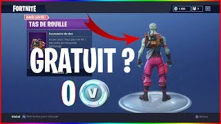COMMENT AVOIR UN SKIN GRATUIT SUR FORTNITE BATTLE ROYAL ?!