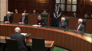 Lord Sumption's Valedictory Remarks