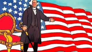 Biography The Story of George Washington for Kids: Story of the American president for children