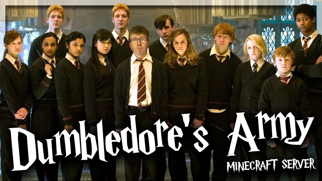 Image result for dumbledore's army