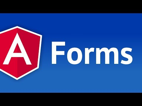 Building Forms in Angular Apps