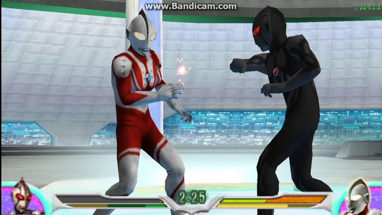 Ppsspp Ultraman Fighting Evolution 0 Newchaos Ultraman
