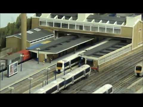 The International N Gauge Show 2012