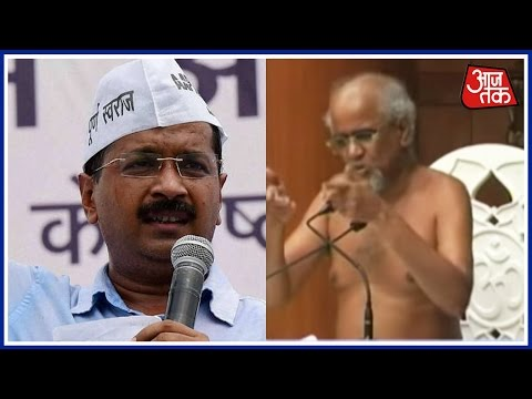 Arvind Kejriwal Apologises To Jain Monk Tushar Sagar Over Phone