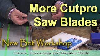 More Cutpro Saw Blades