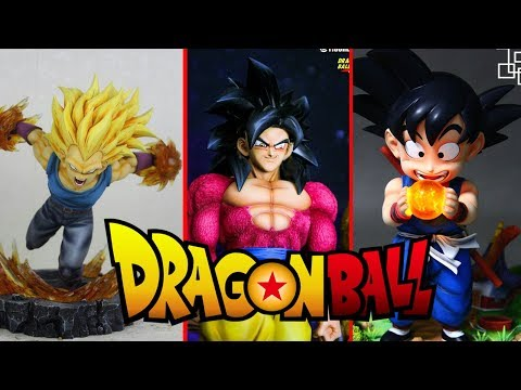 Estatuas Nivel Dios / Dragon ball las mejores estatuillas de Resina #7