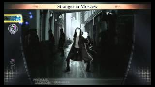 Michael Jackson The Experience  Stanger In Moscow PS3 FULL HD