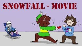 Snowfall The Movie - Season 1 FULL【 Undertale Comic Dub 】