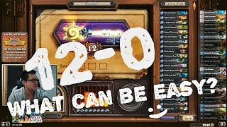 Hearthstone Arena - This is the best Paladin deck I ever drafted!