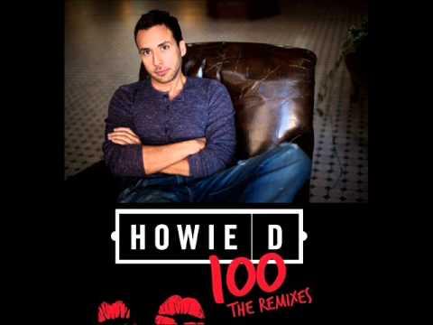 Howie D - 100 - REMIX - Back To Me - Ron Reeser & Dan Saenz - OFFICIAL (Donwload+Lyrics)