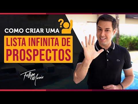 COMO CONSTRUIR UMA LISTA INFINITA DE PROSPECTOS | Fellipe Morais
