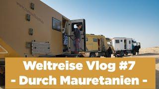 Weltreise Vlog #7 | Offroadspaß in Mauretanien | Rumpeltours