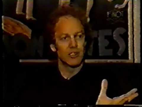 Danny Elfman sexy E! interview part 1