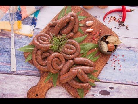 طريقة عمل السجق في المنزل -السجق الحلزوني -المشوي - السجق العربي الحار- مطبخ اسيا ج1