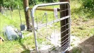Welding Machine And Chicken Yard Gate