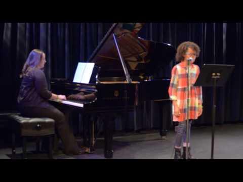 Bloomingdale School of Music 2/27/16 A4TY Concert: