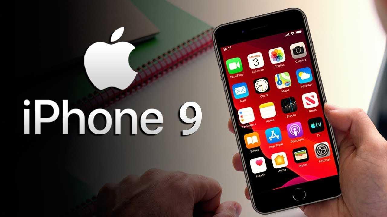 Apple iPhone 9 – Here It Is!!