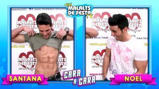 Cara a Cara - Santana VS Noel