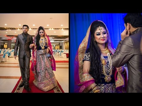 Niloy & Nabila's Reception | Cinewedding By Nabhan Zaman | Wedding Cinematography | Bangladesh