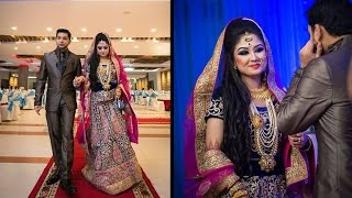 niloy nabilas reception cinewedding by nabhan zaman wedding cinematography bangladesh