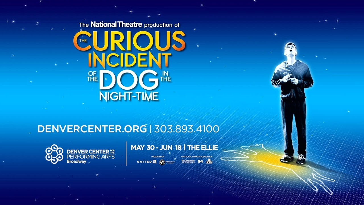 curious incident of the dog in the nighttime denver