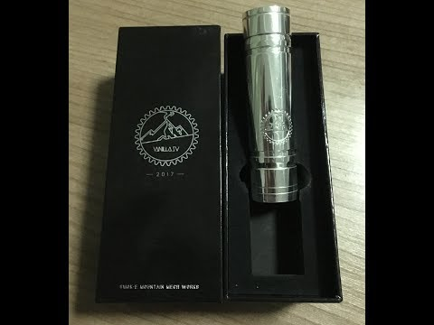 Review MOD Vanilla SV (Clone) By Vape On Thailand
