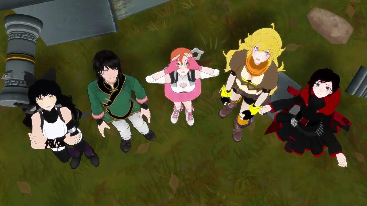 RWBY: The Abridged Series, Vol. 1 Trailer