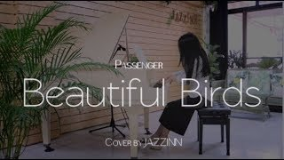 Beautiful birds ( Passenger ft. Birdy ) -  Piano cover by JAZZINN