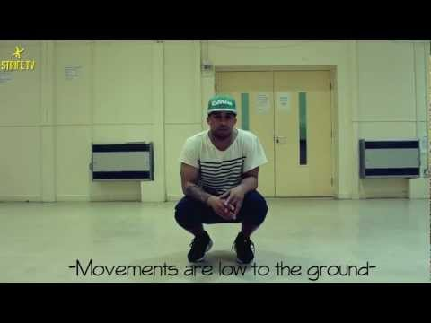 Capoeira Incorporation | BBOY TUTORIALS | STRIFE.TV | Wild Willy