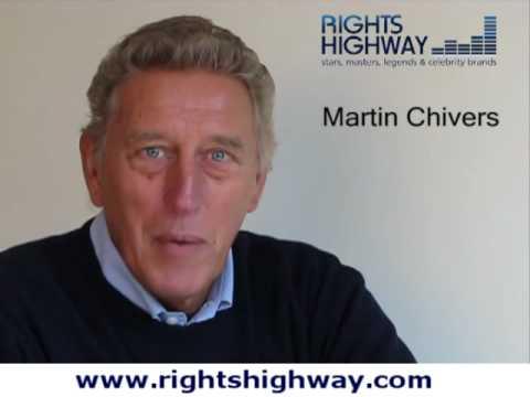 Martin Chivers Football Hero