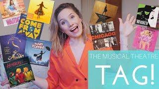 THE MUSICAL THEATRE TAG! | Georgie Ashford