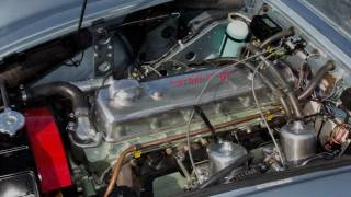 1964 Austin Healey 3000 Mk III phase 1 (HD photo video with stereo engine sounds!)