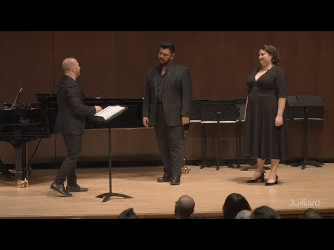 Act 1 Duet from Mozart's 'Don Giovanni' | Juilliard Yannick Nézet-Séguin Vocal Arts Master Class