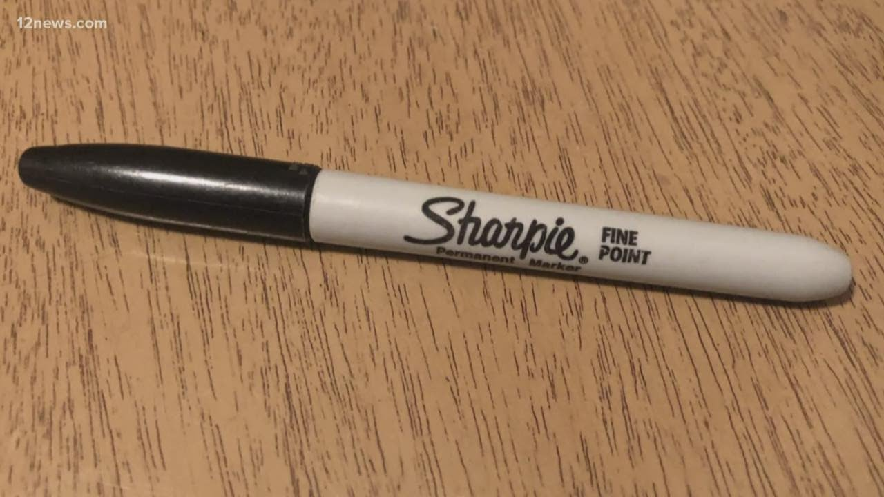 Court hearing today for Maricopa County voter who used Sharpie on ...
