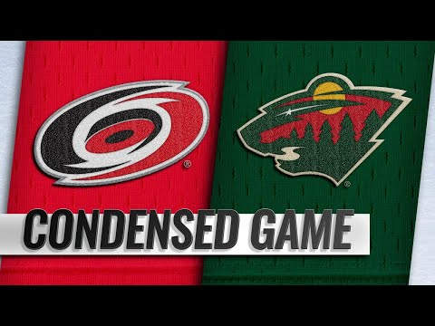10/13/18 Condensed Game: Hurricanes @ Wild